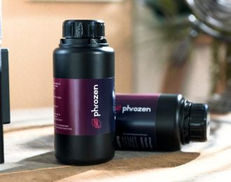 [:ro]Rasina 3D Phrozen CLEAR SC-801[:en]Phrozen Shape Series: SC-801 Clear Resin[:]